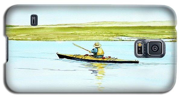 Nauset Kayaker Galaxy S5 Case