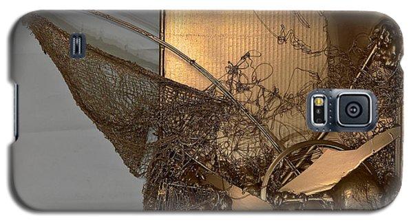 Nautical Abstract #11518 Galaxy S5 Case