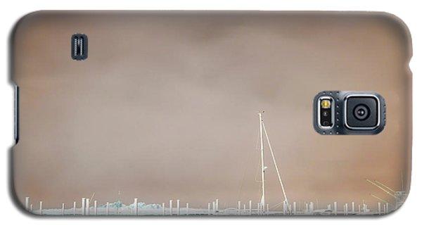 Galaxy S5 Case featuring the photograph Nautical Long Beach Island by John Rizzuto