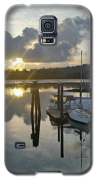Nautical Mood Galaxy S5 Case by Suzy Piatt
