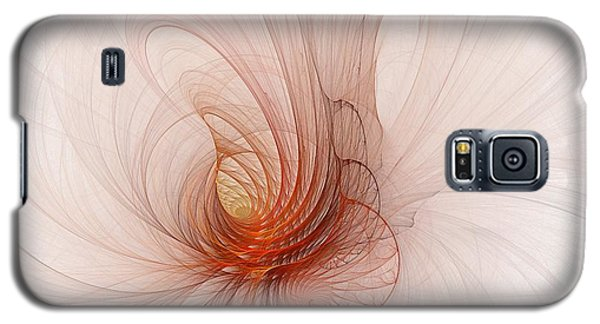 Nautilus In The Fractal Ether Galaxy S5 Case