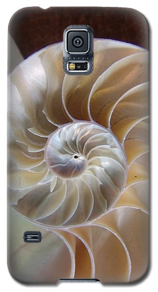 Nautilus Shell Galaxy S5 Case