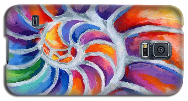 Nautilus Galaxy S5 Case