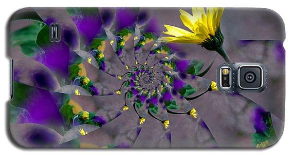 Nautilus Swirls Galaxy S5 Case