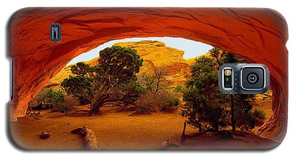 Navajo Arch Galaxy S5 Case