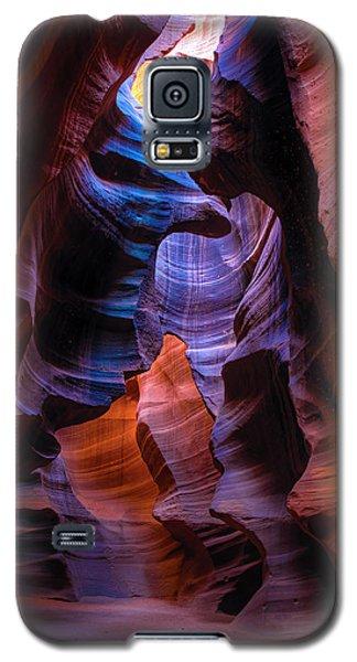 Navajo Curtains Galaxy S5 Case