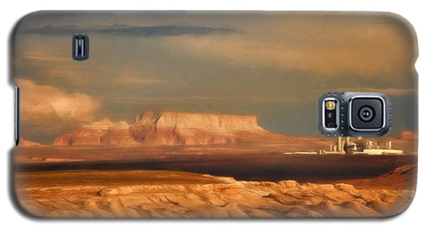 Navajo Generating Station Galaxy S5 Case by Lana Trussell