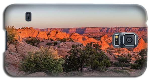 Navajo Land Morning Splendor Galaxy S5 Case