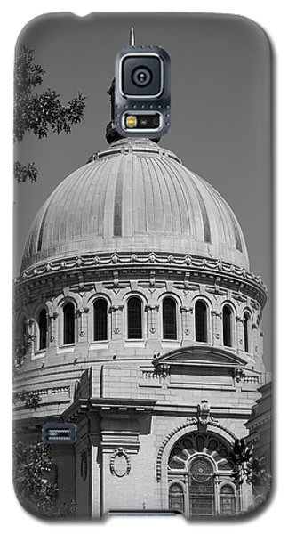 Naval Academy Chapel - Black And White Galaxy S5 Case