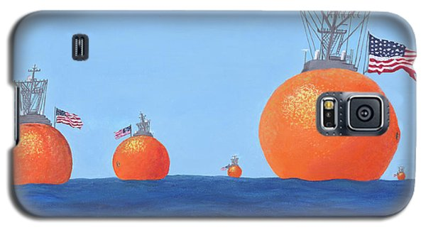 Naval Oranges Galaxy S5 Case