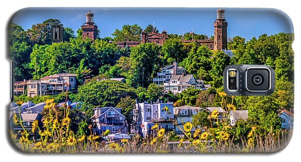 Navesink Light On The Hill Galaxy S5 Case