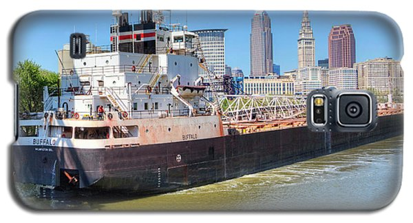 Navigating The Cuyahoga Galaxy S5 Case by Brent Durken