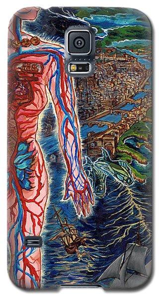 Navigation Galaxy S5 Case