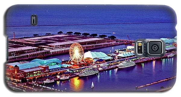 Navy Pier Galaxy S5 Case