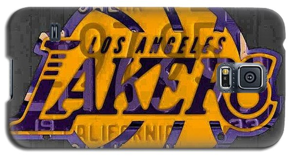 Nba Series Coming Along!  #lakers Galaxy S5 Case