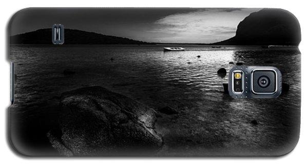 Near Le Morne Galaxy S5 Case