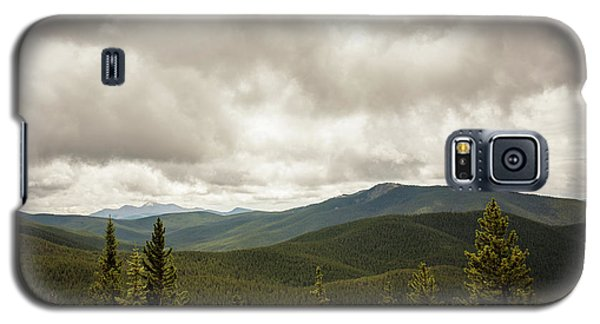 Near Monarch Pass At The Continental Divide Galaxy S5 Case