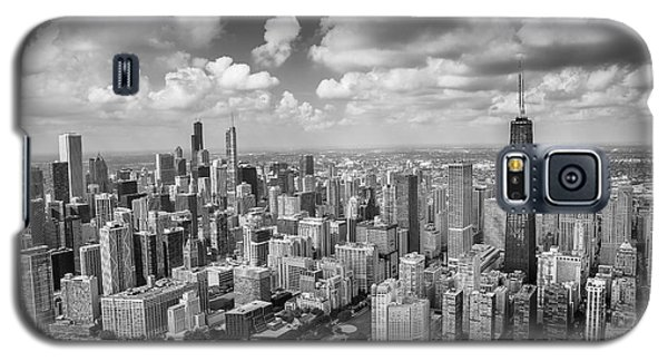 Near North Side And Gold Coast Black And White Galaxy S5 Case