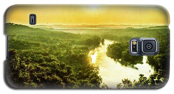 Near Table Rock Lake Galaxy S5 Case