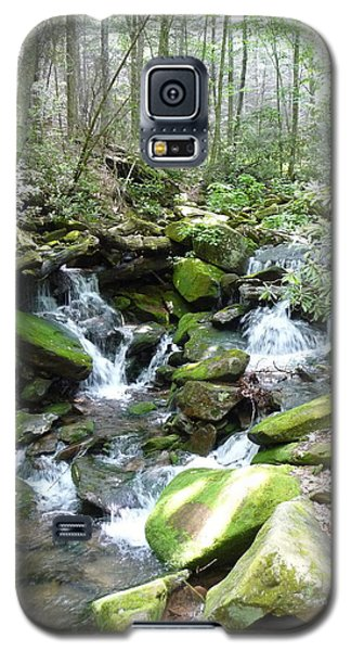 Galaxy S5 Case featuring the photograph Near The Grotto by Joel Deutsch