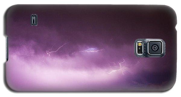 Nebraska Night Thunderstorms 013 Galaxy S5 Case