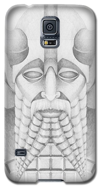 Nebuchadezzar Galaxy S5 Case by Curtiss Shaffer
