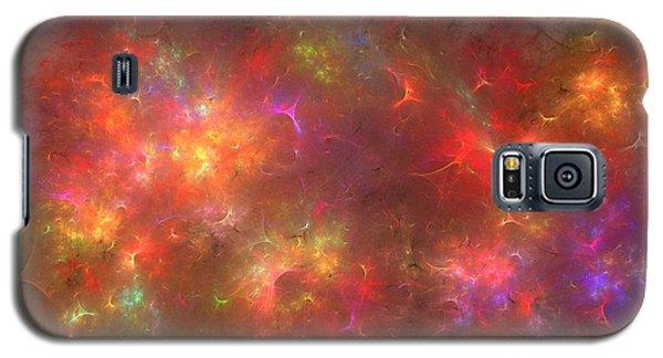 Nebula Galaxy S5 Case by Kim Sy Ok