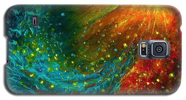 Nebulae  Galaxy S5 Case