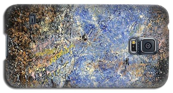 Nebulous   Galaxy S5 Case by Lori Jacobus-Crawford