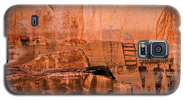 Needles Pictographs Galaxy S5 Case