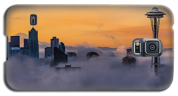 Needling The Fog Galaxy S5 Case