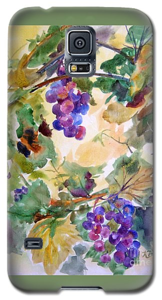 Neighborhood Grapevine Galaxy S5 Case by Kathy Braud