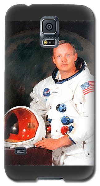 Neil Armstrong Galaxy S5 Case