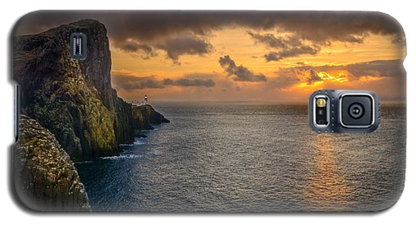 Neist Point Lighthouse Isle Of Skye Galaxy S5 Case