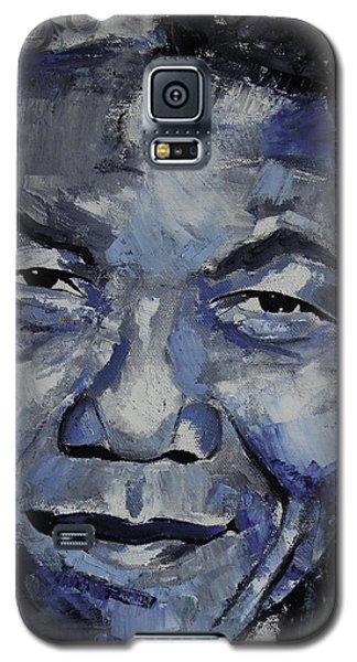 Nelson Mandela Galaxy S5 Case by Richard Day