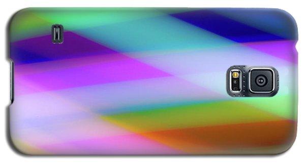 Neon Crossing Galaxy S5 Case