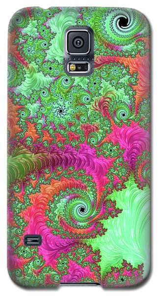 Neon Dream Galaxy S5 Case