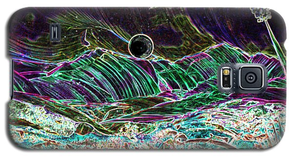 Neon Moon Galaxy S5 Case