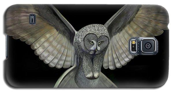 Neon Owl Galaxy S5 Case