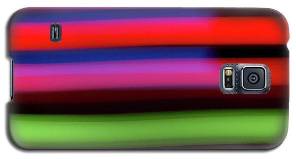 Neon Stripe Galaxy S5 Case