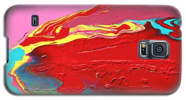 Neon Tide Galaxy S5 Case