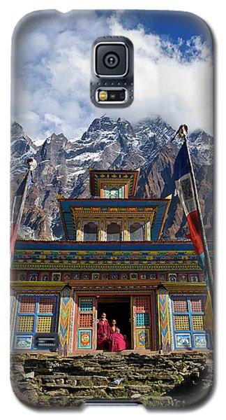 Nepal_d1062 Galaxy S5 Case