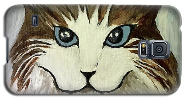 Nerd Cat Galaxy S5 Case