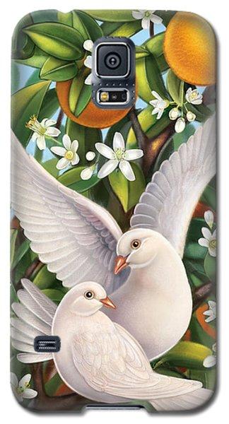 Neroli - Harmonious Partnership Galaxy S5 Case