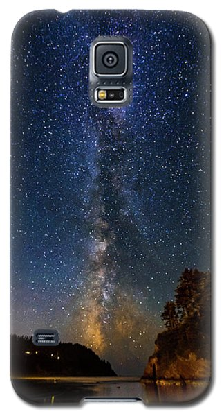 Neskowin Milky Way Galaxy S5 Case