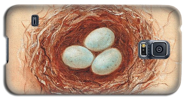 Nest In Umber Galaxy S5 Case