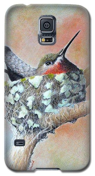 Nesting Anna Galaxy S5 Case