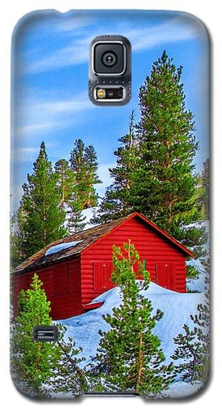 Yosemite National Park Galaxy S5 Case - Nestled In by Az Jackson