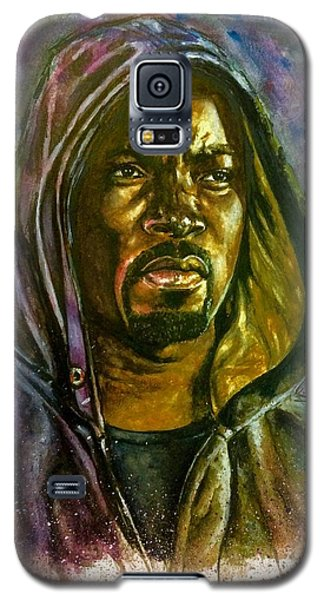 Netflix Luke Cage Galaxy S5 Case