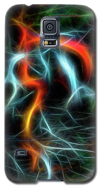 Neurons On Fire Galaxy S5 Case